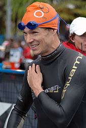 Simon Whitfield First Olympic Gold Medal 2000